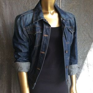 Gap Denim Jacket Sz L